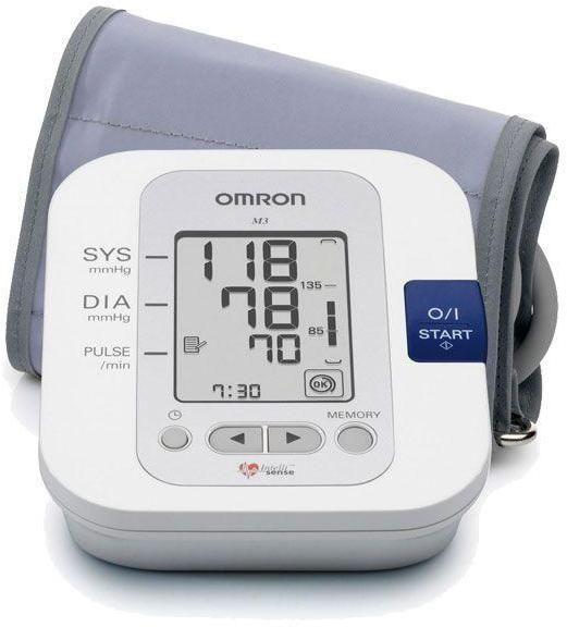 OMRON M3 Vérnyomásmérő készülék - www.omkerline.hu