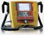 CardioAid 200B bifázisos klinikai defibrillátor paddles, nyomtató