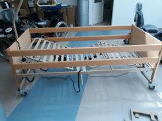 Elektromos ápolási ágy (használt)