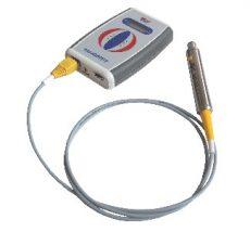 vasoDOPPY - Érdoppler készülék + 1 db UH fej (4-5-8 MHz)