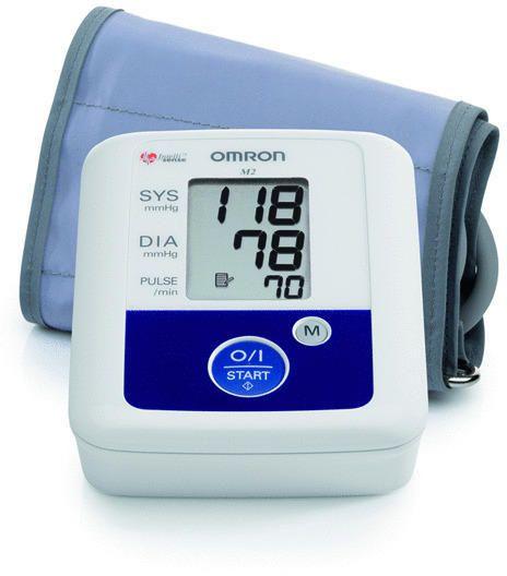 OMRON M2 Vérnyomásmérő készülék - Orvostechnikai eszközök Vé
