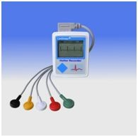EC-12H EKG Cardiospy Holter Rendszer  (12 CH rekorder+ klinikai SW+Bluetooth interface)