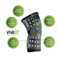 VivaFit mágneses térdszorító turmalinnal GYVFM